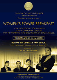 04/26/2018 Women&#39s Power Breakfast Flyer