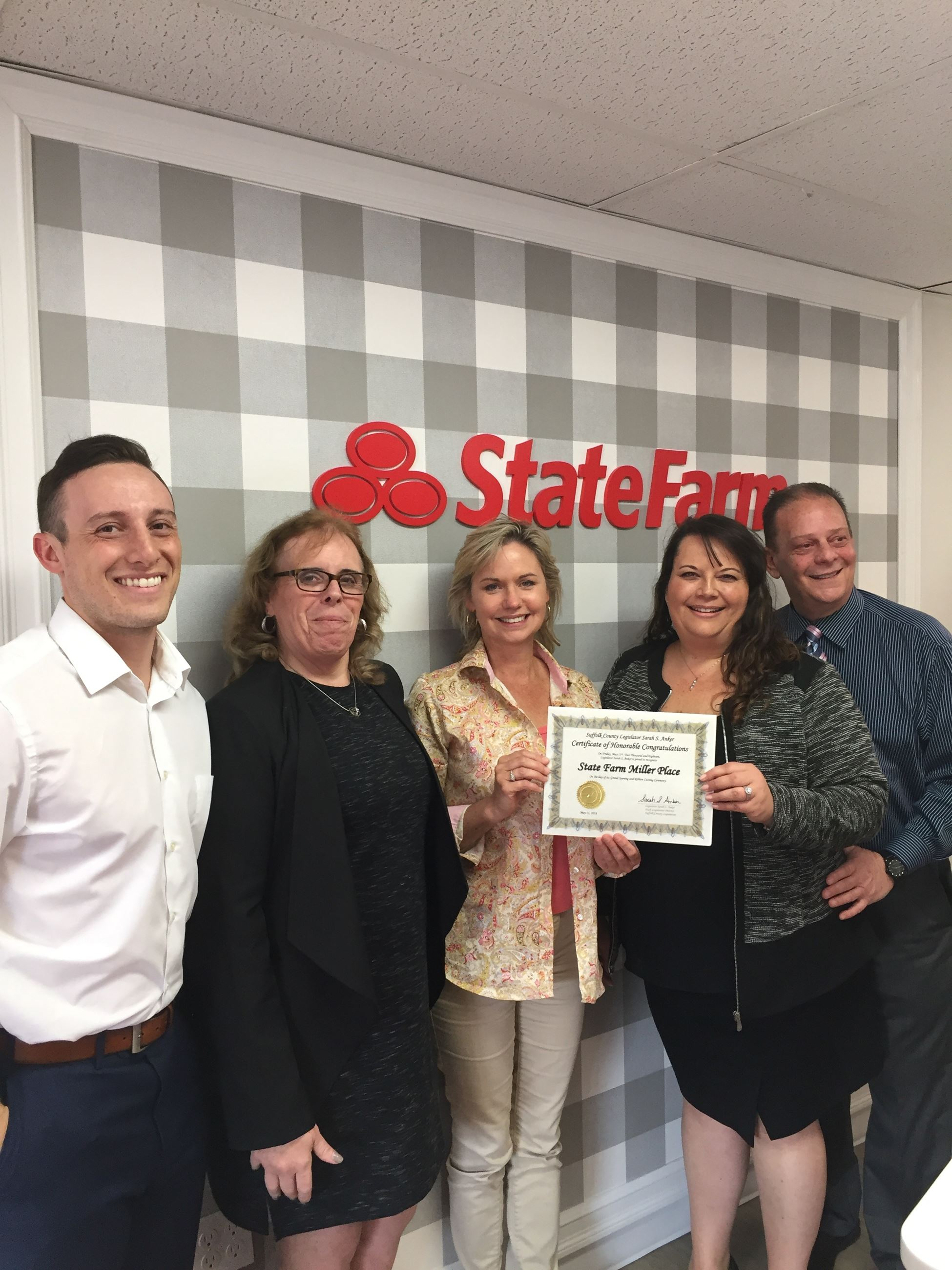 State Farm Grand Opening