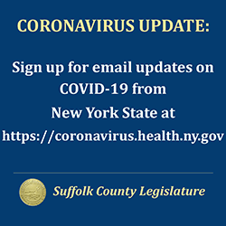 Sign up for Emails from NYS