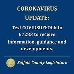 Get Texts from Suffolk County