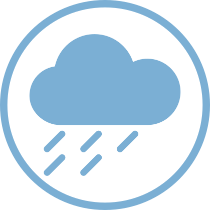 Weather E-Newsletter Icon Image