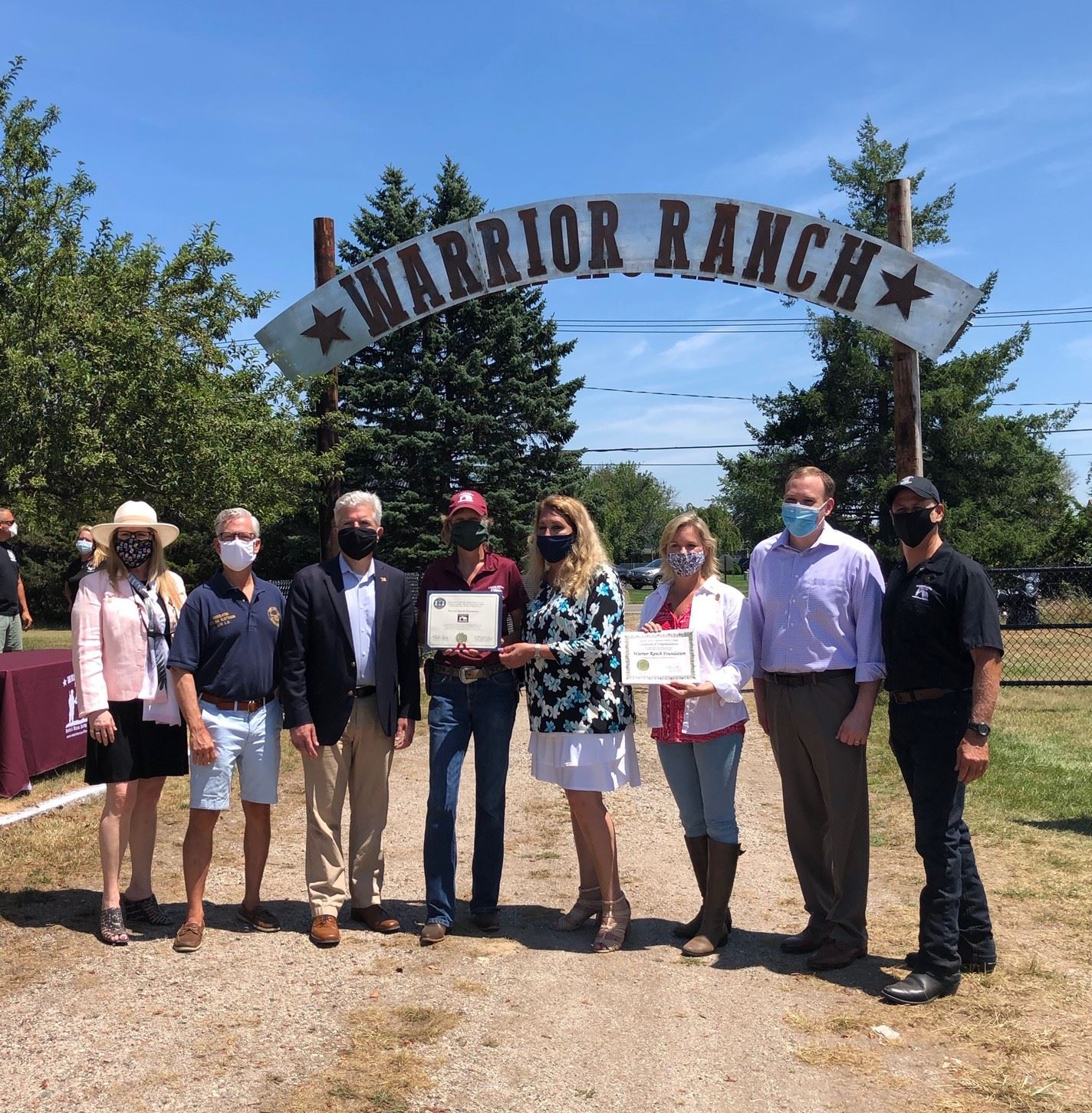 Warrior Ranch Foundation