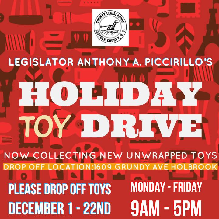 8th LD Holiday Toy Drive