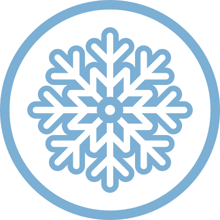 December 15th Winter Weather Alert Icon Image